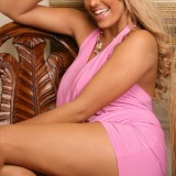 Ember Reigns - Pink Dress