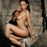 Jenya Has Large Breasts And Juicy Nipples