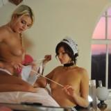 Maid Chloe & Naomi Raine