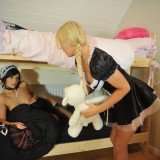 Maid Chloe & Naomi Raine - Naughty Lesbians