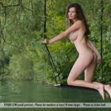 Susann - Swing At The Lake