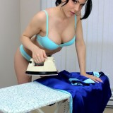 Katie Banks - Ironing