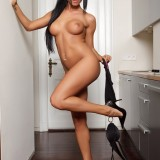 Ashley Bulgari Is Incredibly Flexible, Sportive And Open Minded Towards New And Erotic Ideas