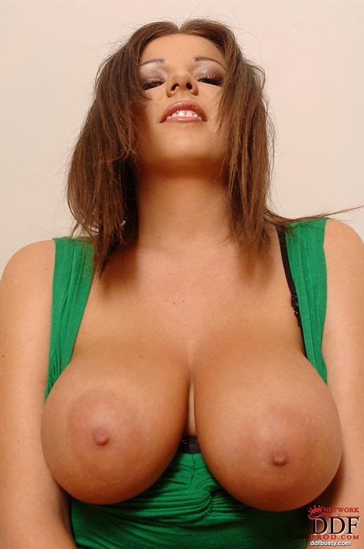 Busty Rye Stripteasing For You
