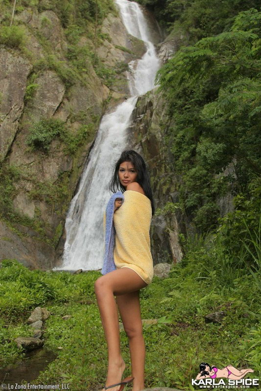 Karla Spice Will Show You Stunning Views In More Ways Than One
