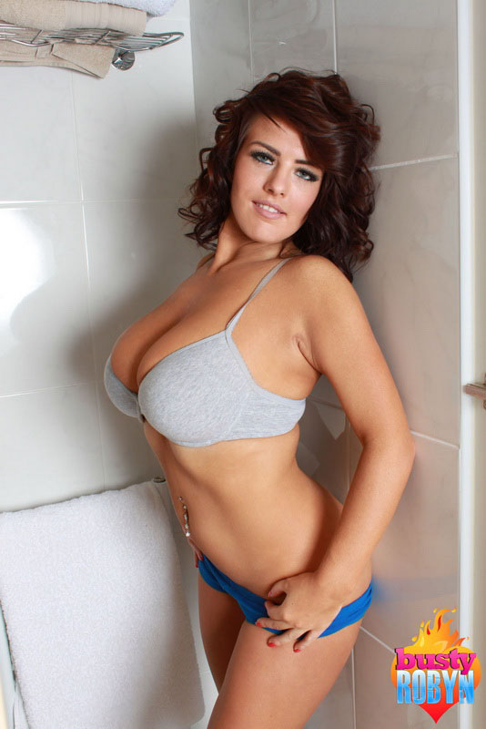 Big Boobed Super Girl Tears Off Her Shirt With Her Amazing Powers