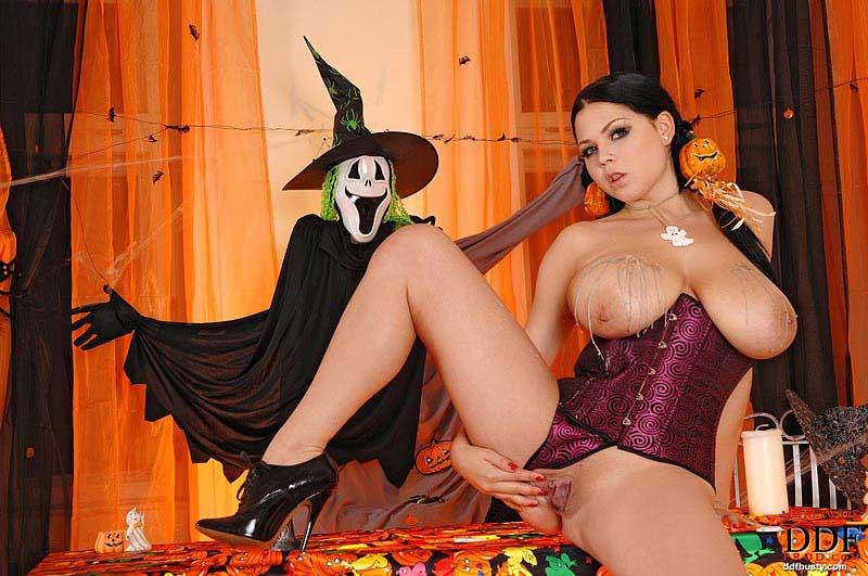 Shione Cooper's Halloween Joy