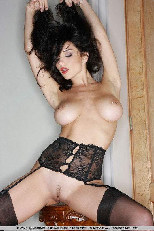 She Is Jenya, Goddess Of Models, Spanker Of Lesser Models