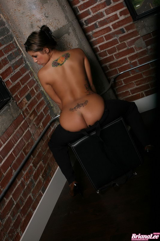 Briana Lee - Suspenders