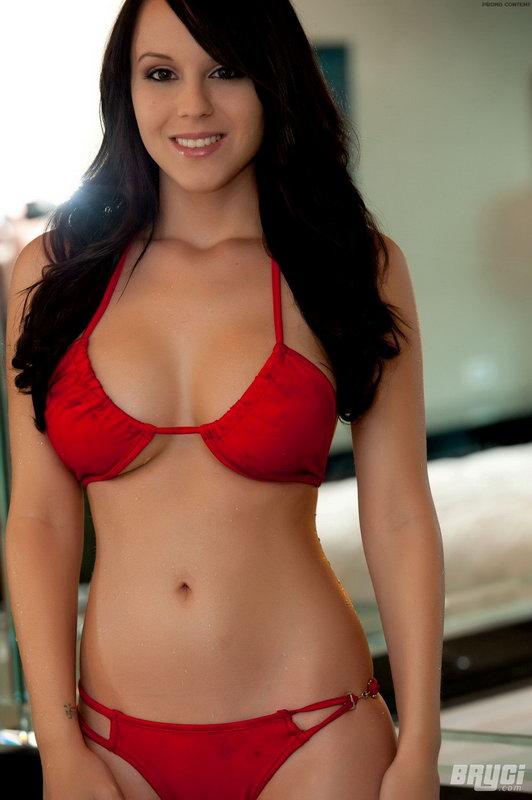 Bryci - Little Red Bikini