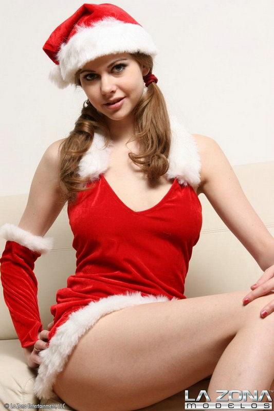 Olivia Wishes You A Happy Naughty Holiday