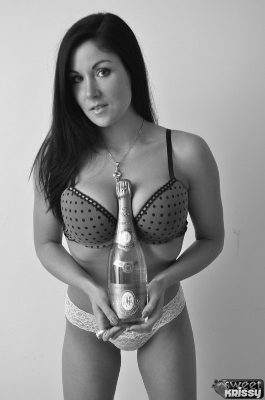 Happy New Years From The Busty Sweet Krissy