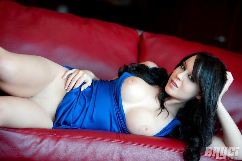 Bryci - Blue Dress