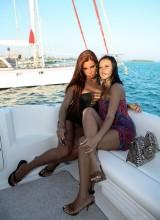 Ashley Bulgari & Angelica Kitten 1