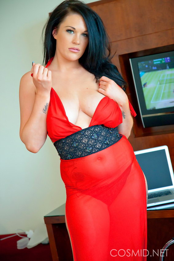 Cosmid: Paige - The Red Dress