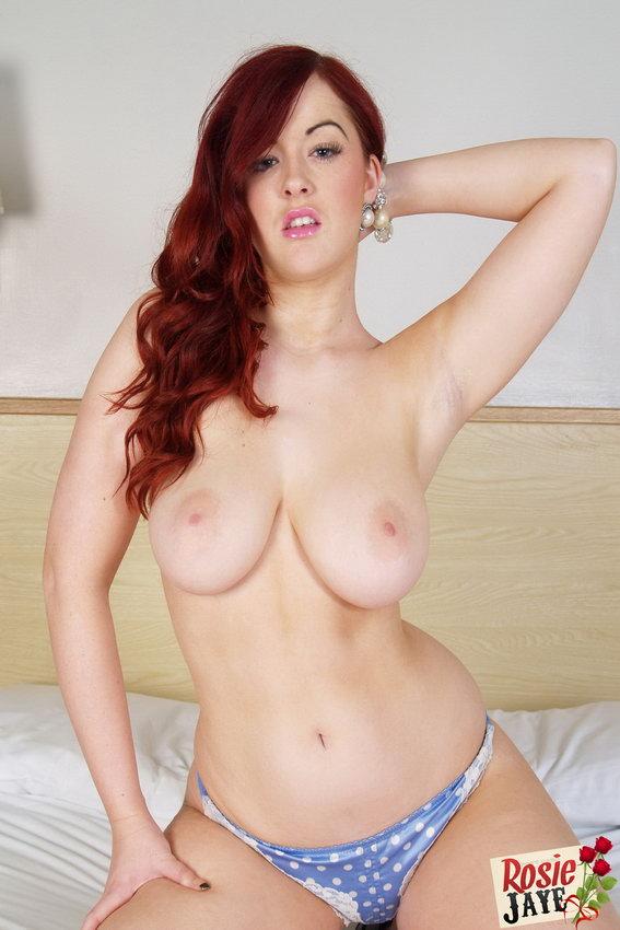 Rosie Jaye - Polka Dot Underwear