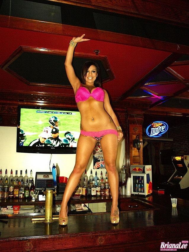 Briana Lee - Bartender