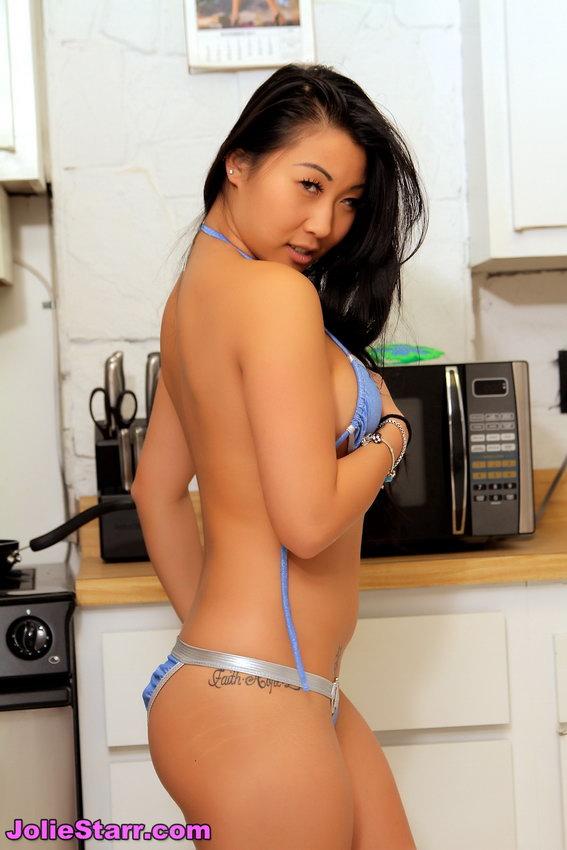 Jolie Starr - Breakfast Time In My Panties