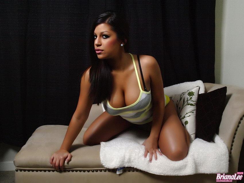 Briana Lee - Lounging