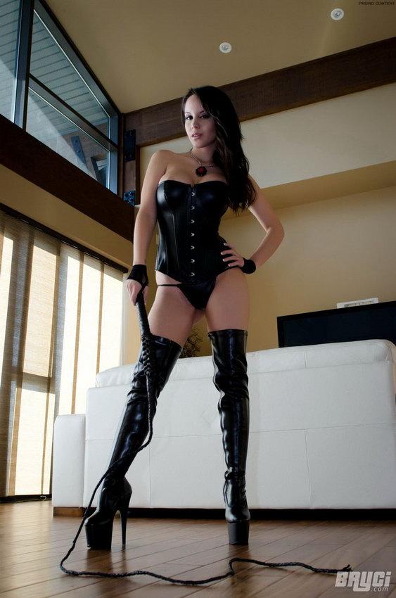 Mistress Bryci Has A Whip