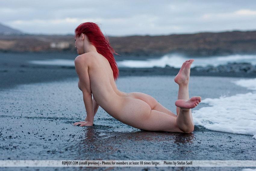 Femjoy: Ariel - Captain