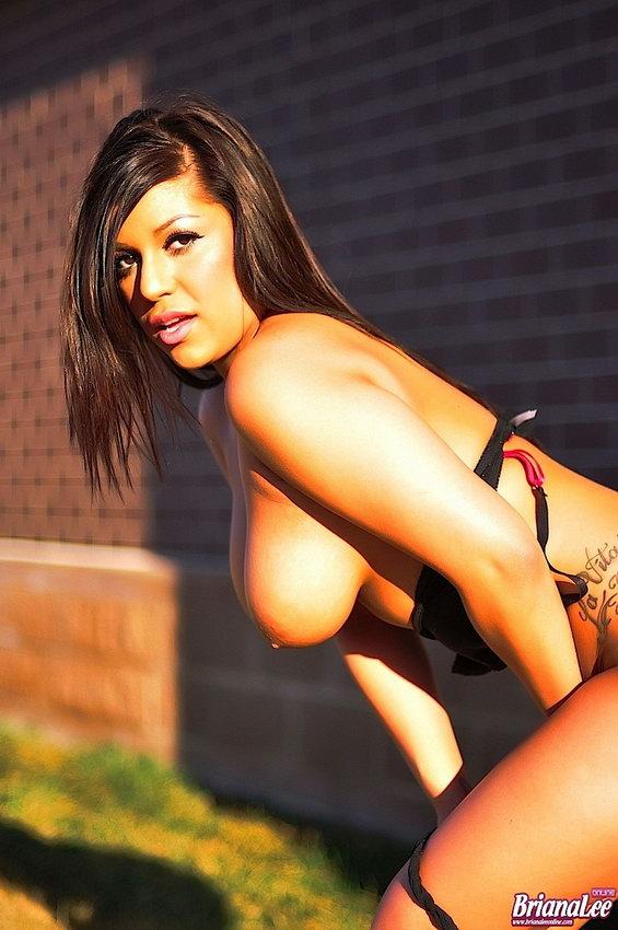 Briana Lee - Sunlit