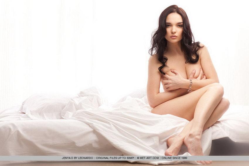 Met-art: Jenya D. - Cover