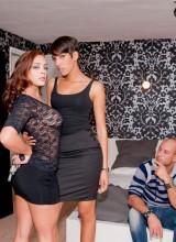 Liza Del Sierra & Jasmine Arabia 1