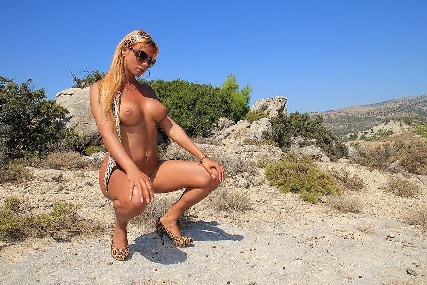Ashley Bulgari - Hot Summer