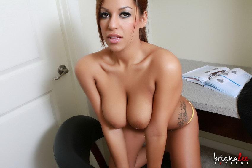 Briana Lee Extreme - Horny Secretary