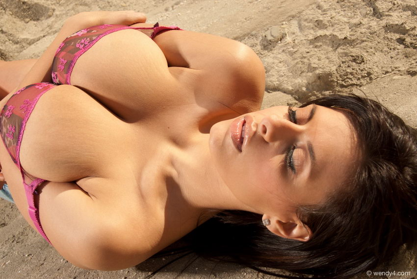 Wendy Fiore - Naked Canyon