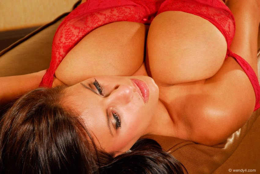 Wendy Fiore - I Like Red