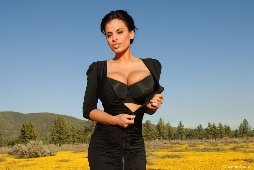 Wendy Fiore - Fields Of Gold