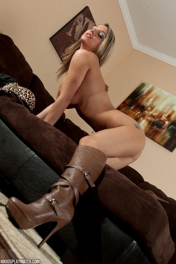 Nikki Sims - Jean Skirt