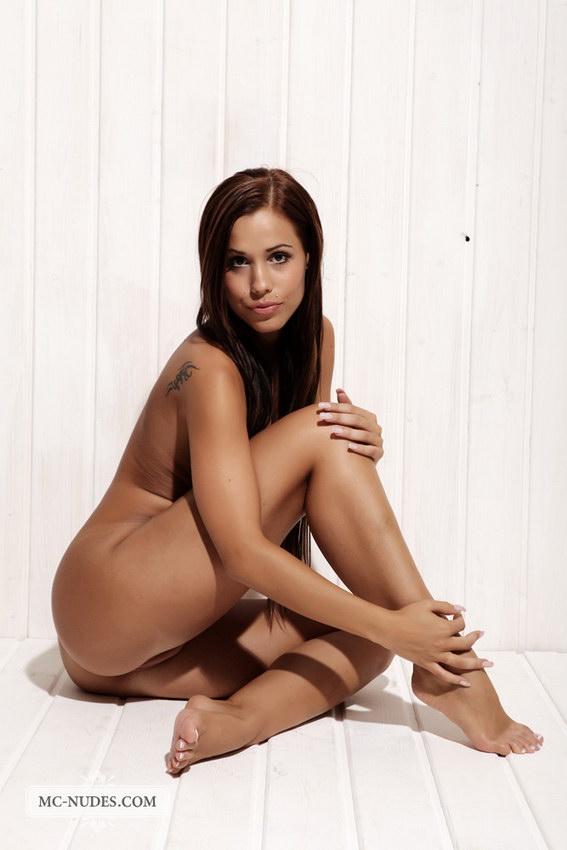 Mc-nudes: Satin - Brown