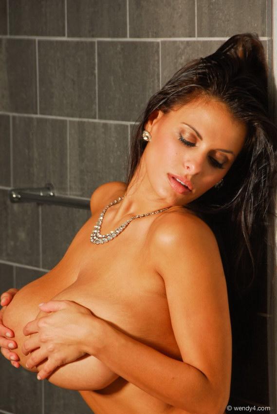 Wendy Fiore - Shower Door