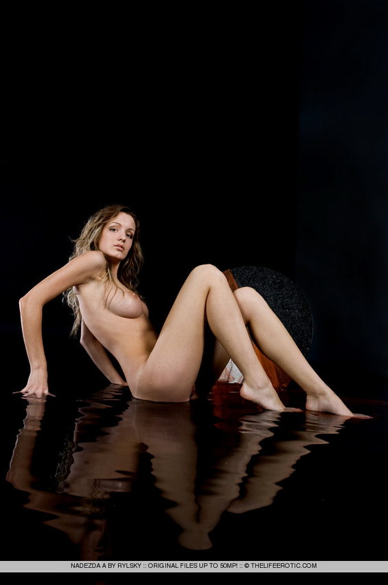 The Life Erotic: Nadezda A. - Dark Pool