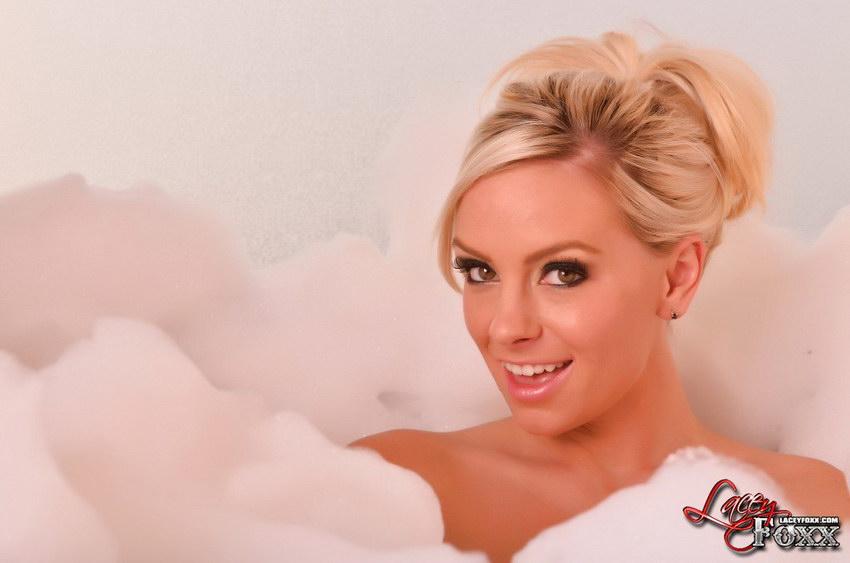 Lacey Foxx - Bubble Bath