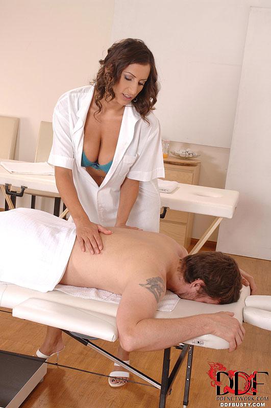 Ddf Busty: Sensual Jane - Massage Turns To Super Fuck