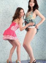 Lila & Minerva 2