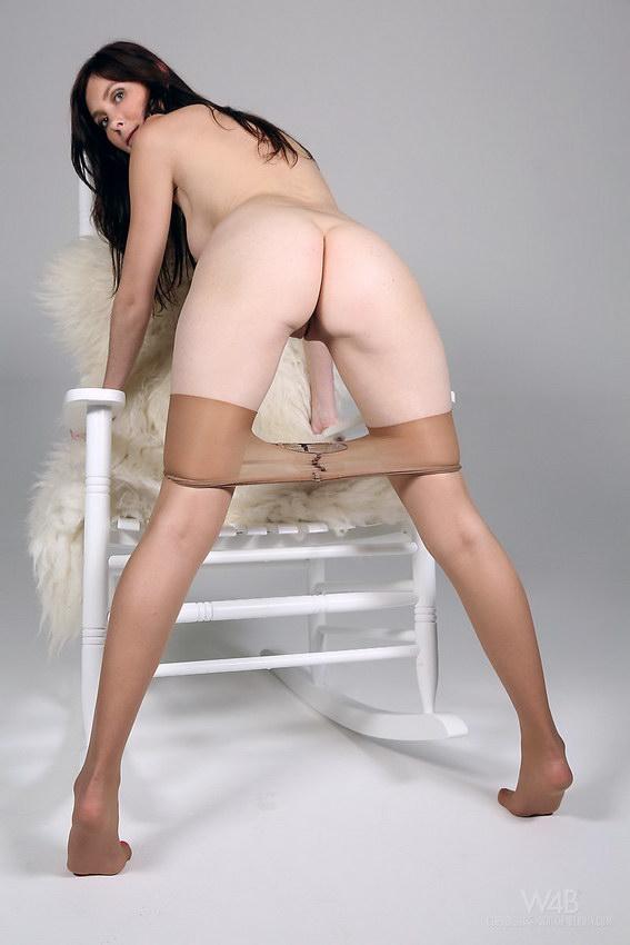 фото крупно голые колготки