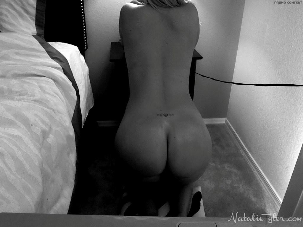 Natalie Tyler - Bw Bedroom