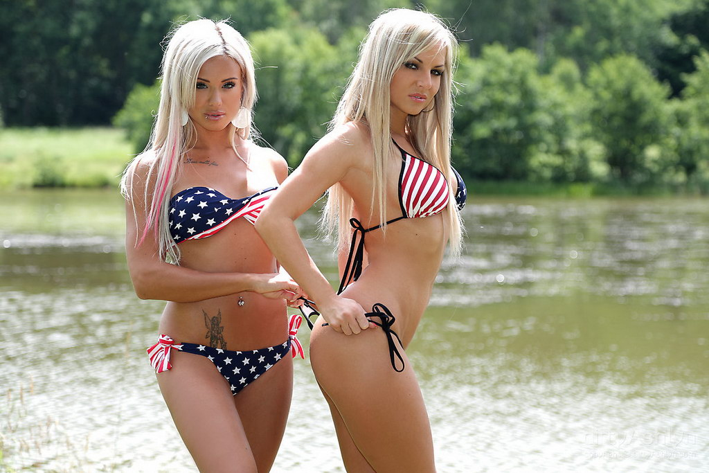 Ashley Bulgari & Ambra - Twins