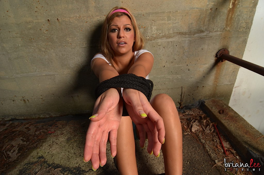Briana Lee Extreme - Kidnapped