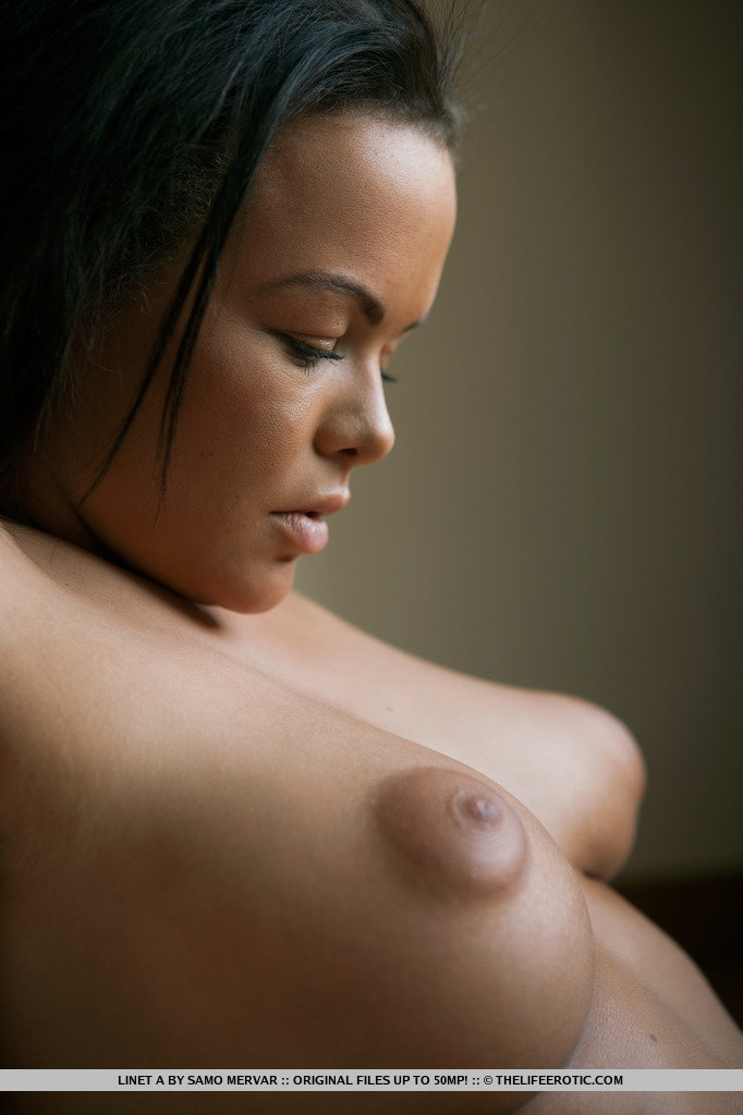 The Life Erotic: Linet A - Puffy Nipples