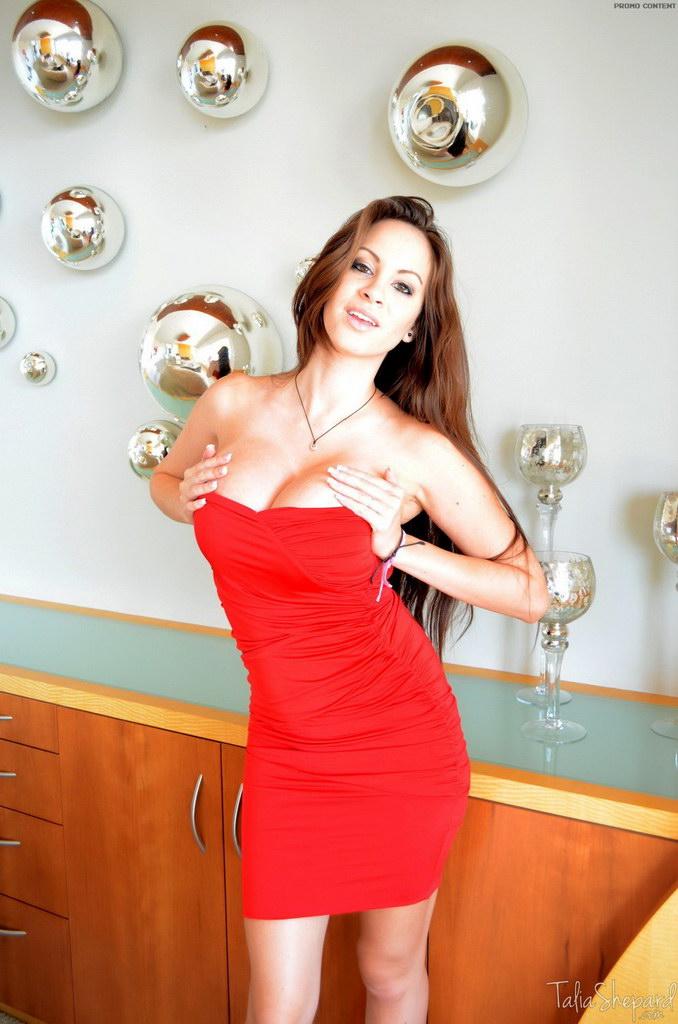 Talia Shepard - Lady In Red