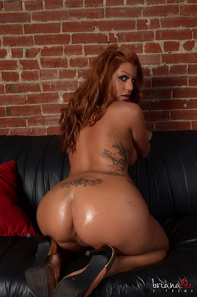 Briana Lee - Baby Oil