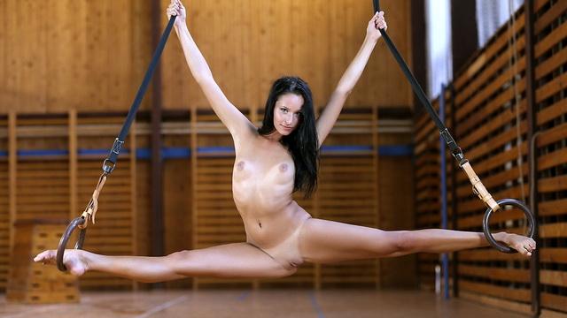 фото эротические гимнастки