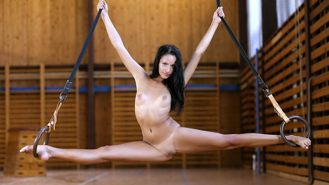 эротика в гимнастике фото.