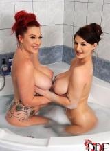 Paige Delight & Vanessa 4